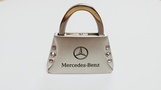 Mercedes benz purse keychain for Mercedes benz keychains